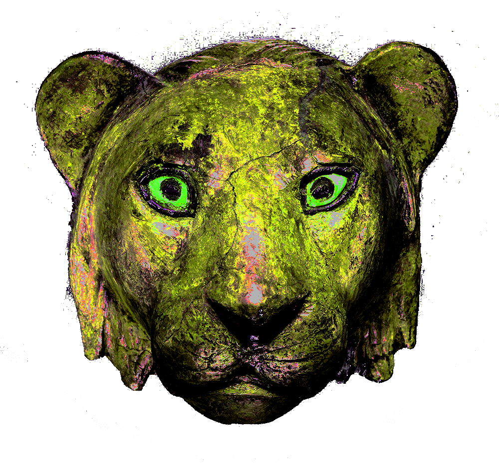 mesopotamic_portrait_lion