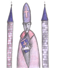 color theory, purple, drawing, edition farangis