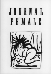 Cover, Journal Female by Edition Farangis